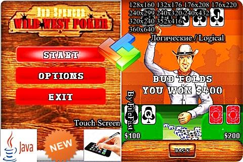 Bud Spencer: Wild West Poker / Бад Спенсер: Покер на Диком Западе - игры для телефона/հեռախոսի ...
